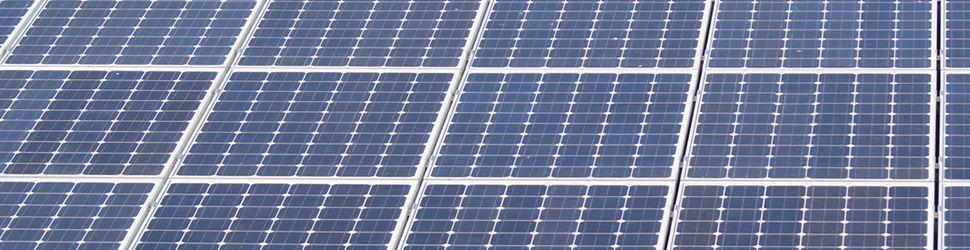 Solarkollektoren und Photovoltaikanlagen